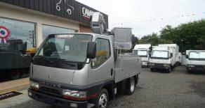 Mitsubishi Canter Alza Hombre