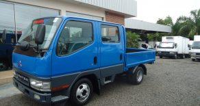 Mitsubishi Canter Doble Cabina