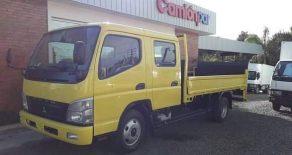 Mitsubishi Fuso Doble Cabina