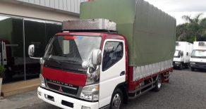 Mitsubishi Canter Carrocería con Cúpula
