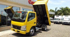 Mitsubishi Canter Tumbita