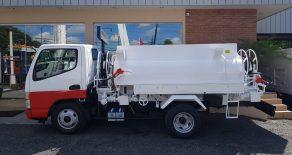 Mitsubishi Canter Cisterna p/ combustible