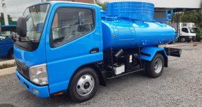 Mitsubishi Canter Tanque para desague