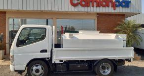 Mitsubishi Canter Cisterna para Combustible